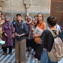 http://artofislamicpattern.com/study-trips/fez-morocco/#/0